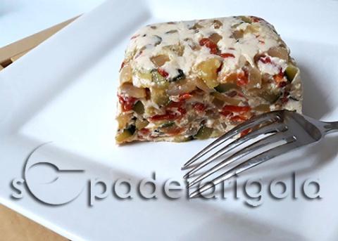 Pastís de verdures-sf